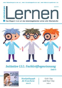 Magazin LebensLanges Lernen April 2015
