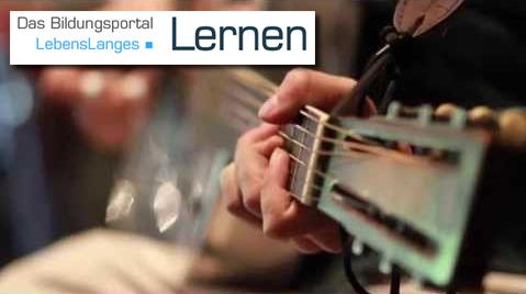 Musikunterricht und Musikpädagogik für Erwachsene