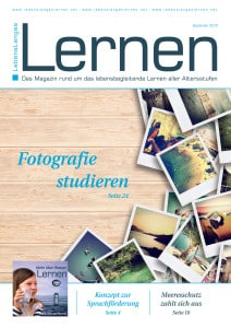 Magazin LebensLanges Lernen September 2015