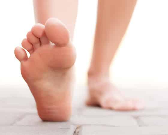 Intensivkurs Füße