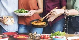 Gesunde Ernährung am Arbeitsplatz - Gesundheitsmaßnahmen