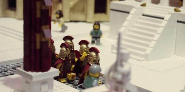 UPDATE: LEGO-Ausstellung im Archäologischen Museum