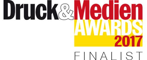 Druck und Medien Awards 2017