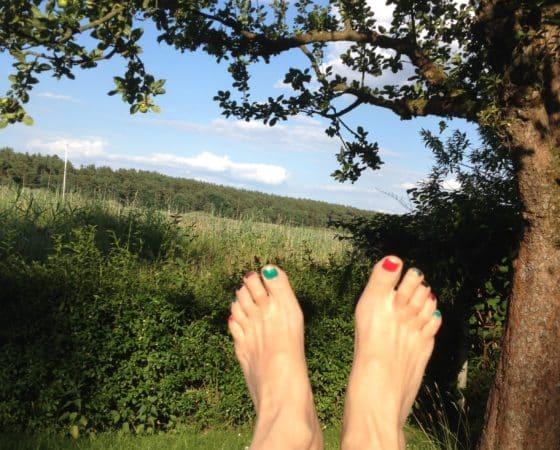 Sommer, Sonne, Füße – Intensivkurs Füße