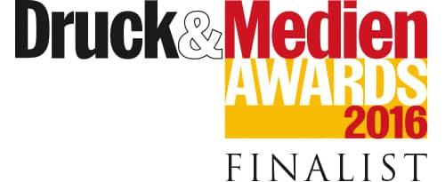 Druck &Medien Awards 2016