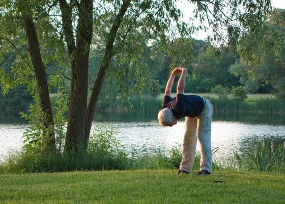 Körperlich und geistig fit durch ausreichend Bewegung