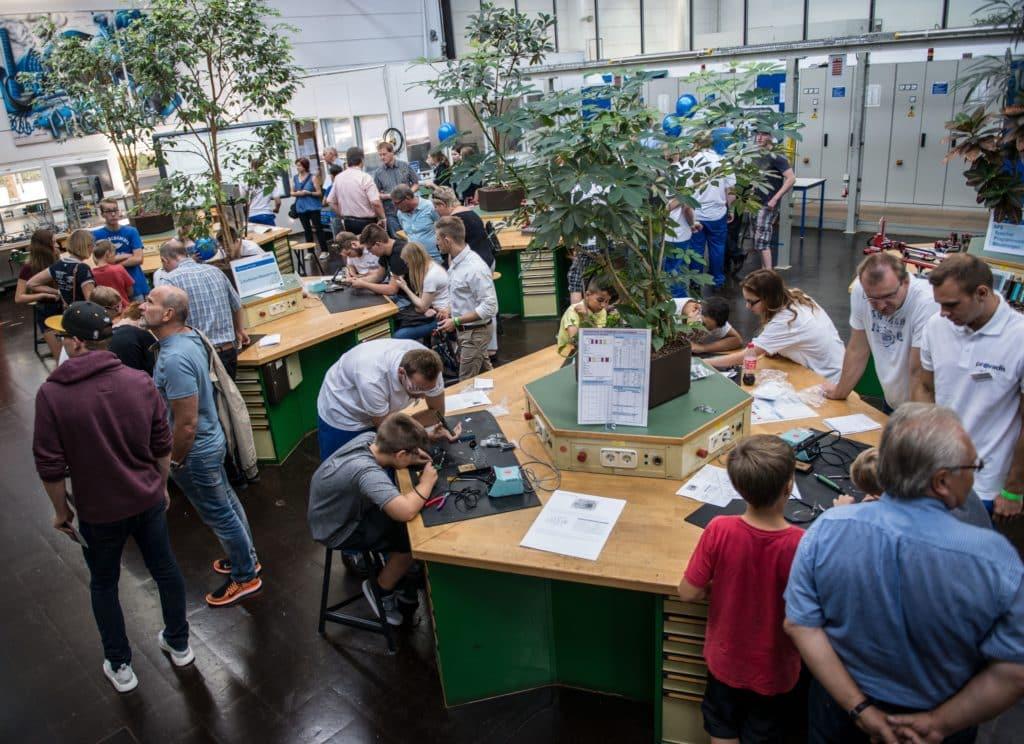 Schule und Beruf Frankfurt