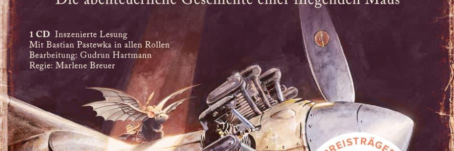 """Blitzverlosung: Hörbuch """"Lindbergh"""" aus dem Hörverlag"""