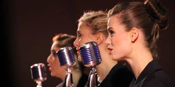 Glücksgefühle: Singen ist gut für Körper und Seele