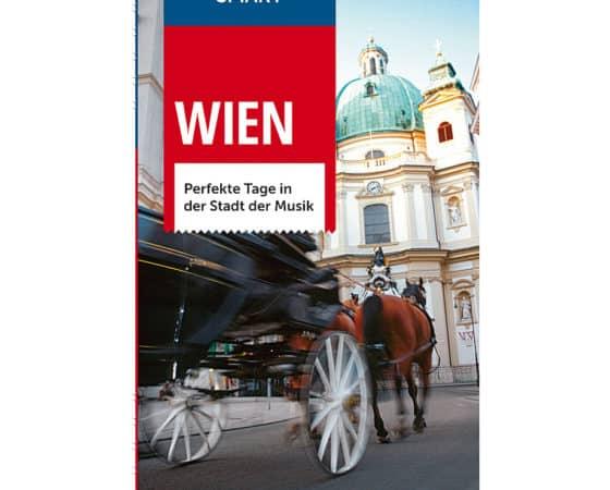 """Blitzverlosung: Reiseführer """"Wien"""" aus dem Baedeker-Verlag"""