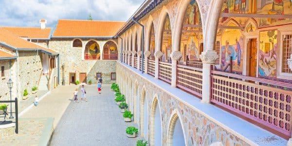 Pafos auf Zypern ist Europäische Kulturhauptstadt 2017