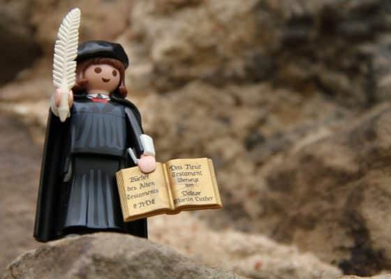 Von wem reden wir, wenn wir von Martin Luther reden?