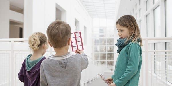 Seit Januar 2017: Kinder kostenlos ins Museum