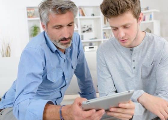 Eltern sind wichtige Begleiter bei der Berufsorientierung