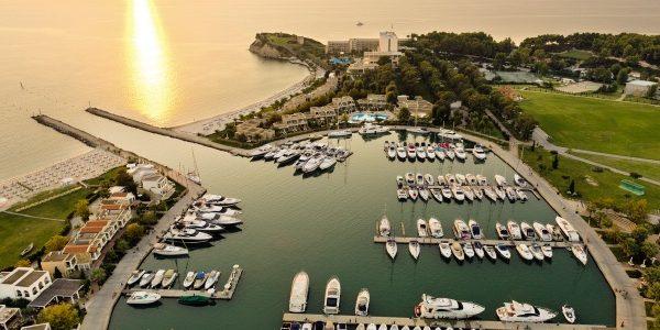 Griechische Impressionen mit Thessaloniki und Sani