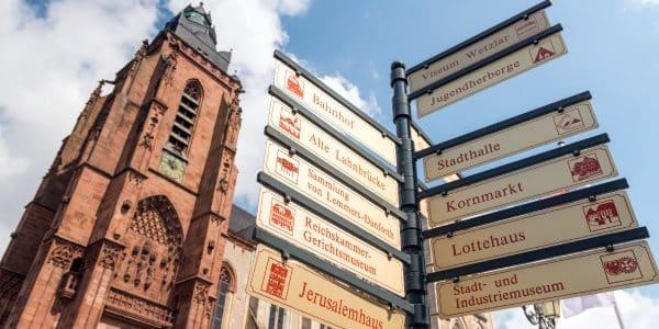 Ausflugstipp: Die kulturelle Vielfalt in Wetzlar kennenlernen