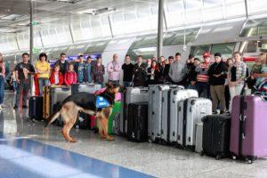 Ausbildungsberufe am Flughafen Frankfurt