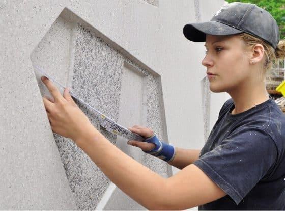 Vielversprechende Ausbildungen im Betonhandwerk