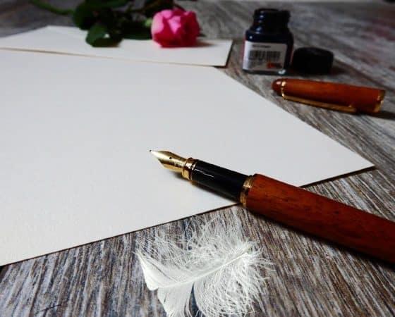 Comeback der Briefe – persönlich und handschriftlich