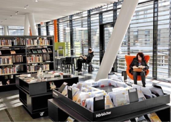 Stadtbibliothek Bad Vilbel erhält hessischen Bibliothekspreis