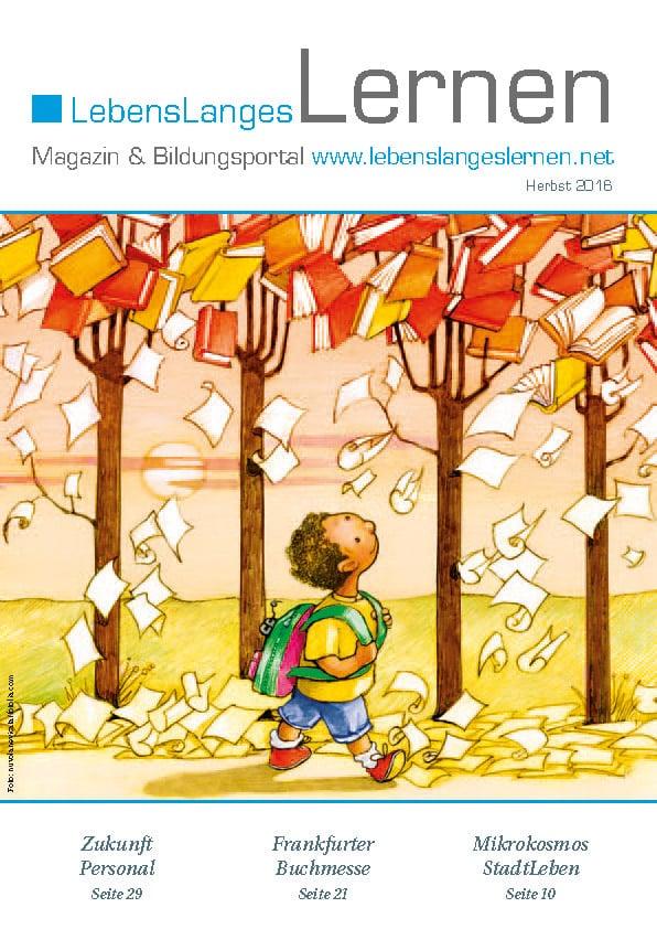 Magazin LebensLanges Lernen Herbst 2016