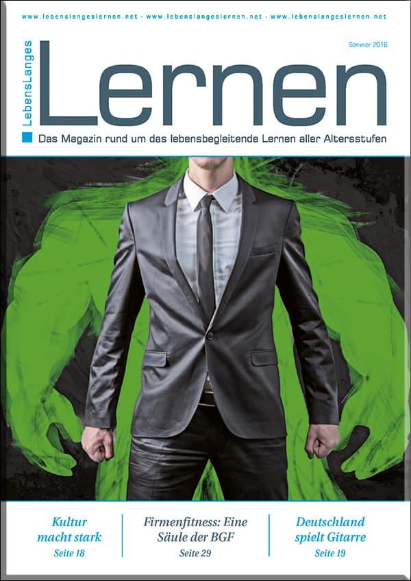 Magazin LebensLanges Lernen Sommer 2016
