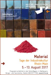 Industrielultur - Material