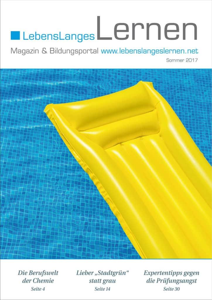 Magazin Lebenslanges Lernen Sommer 2017