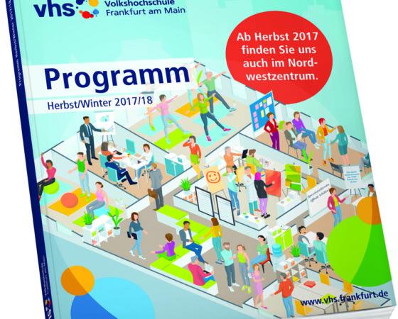 Das neue Kursprogramm der Frankfurter VHS liegt vor