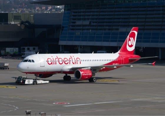 Insolvenz bei Air Berlin: Welche Rechte haben Fluggäste?