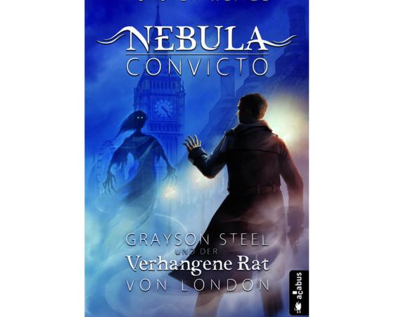 """Blitzverlosung: """"Nebula Convicto"""" aus dem acabus Verlag"""
