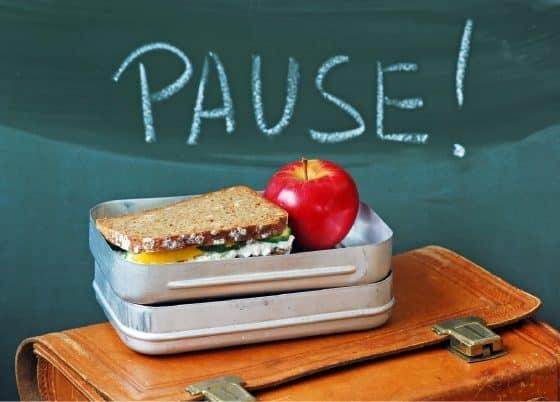Gesund essen in der Schule: Das gehört in die Brotdose