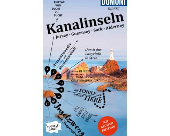 """Verlosung: Reiseführer """"Kanalinseln"""" von DuMont direkt"""