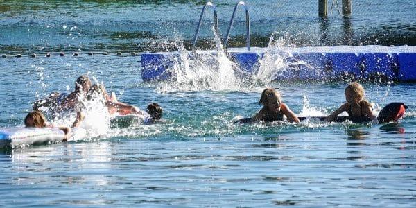 Forschung: So können Badeseen sauberer werden